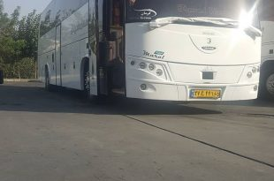 ساعت حرکت اتوبوس ها