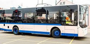 جدید ترین اتوبوس ها